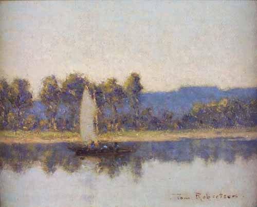 TOM ROBERTSON R.O.I., R.B.A., R.I (1850-1947)