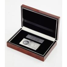 BRITISH COMMONWEALTH NIUE - A 10oz silver ingot