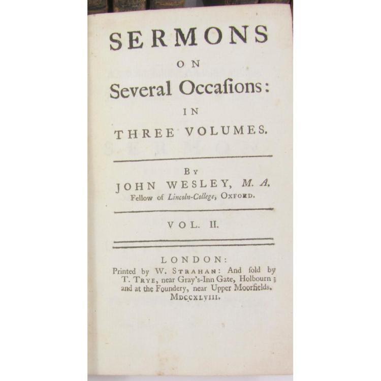 development of john wesleys theology John wesleys theology of perfection developments in doctrine & theological system  and penetrating studies available on the development of john wesley's theology .