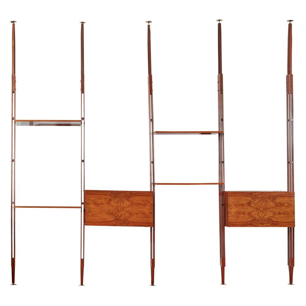 Y Franco Albini (Italian 1905-1977) Bookcase LB 7, 1950s