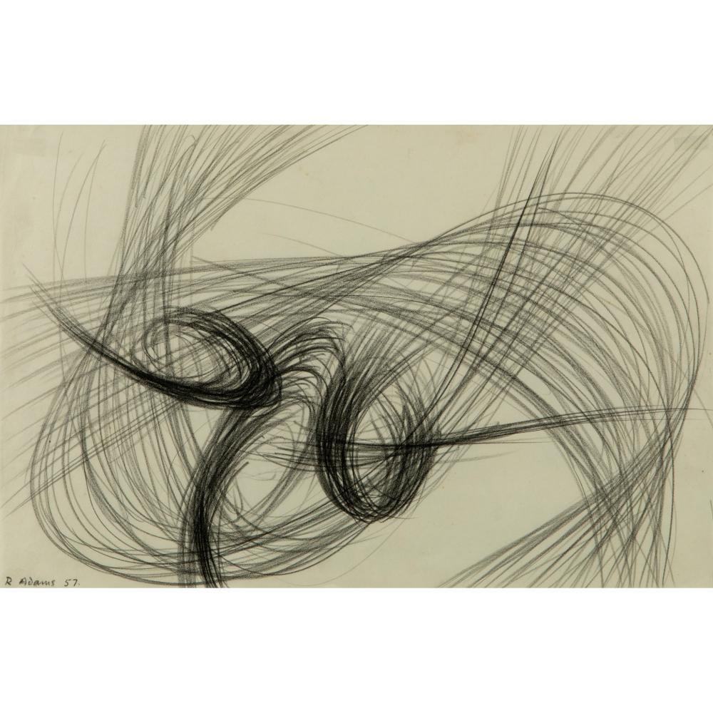 § Robert Adams (British 1917-1984) Studies of Movement,1957