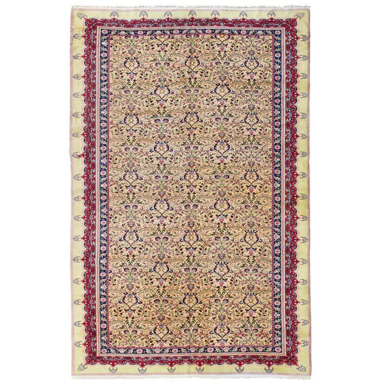 Anatolian carpet MID 20TH CENTURY 348cm x 229cm