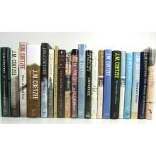 Coetzee, J.M., A collection of 21 books, comprising