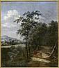 DIONYS VERBURGH (DUTCH 1655-1722) AN EXTENSIVE, Dionijs Verburgh, Click for value