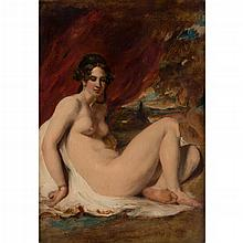 WILLIAM ETTY R.A. (BRITISH 1787-1840) RECLINING NUDE IN A LANDSCAPE 42cm x  sc 1 st  Invaluable & View William Etty art prices and auction results islam-shia.org