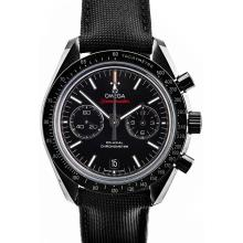 OMEGA - A gentleman's chronograph Case diameter: 44.25mm, dial diameter: 35mm