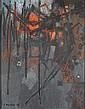STANISLAUS RAPOTEC (AUSTRALIAN 1913-1997) TENSION NO. 30 110cm x 85cm (43.25in x 33.5in)