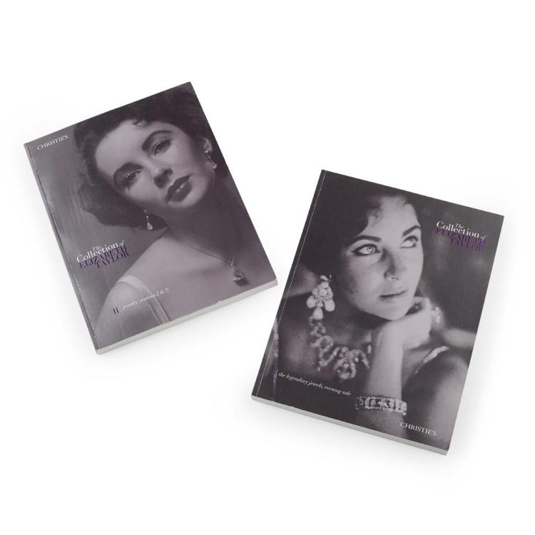 Christie's - A catalogue for the Collection of Elizabeth Taylor