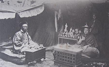 Tibet - White, John Claude