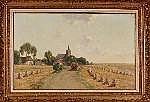 Willem Noordijk (Schiedam 1887 - ), olieverf op