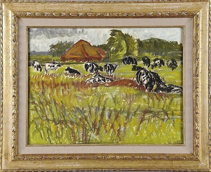 Jan Altink (Groningen 1885 - 1976) Groninger