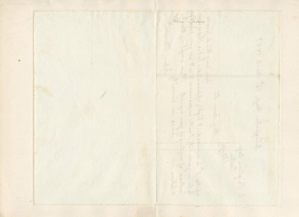 John Brown Replies to Boston Supporter in Kansas War on Slavery