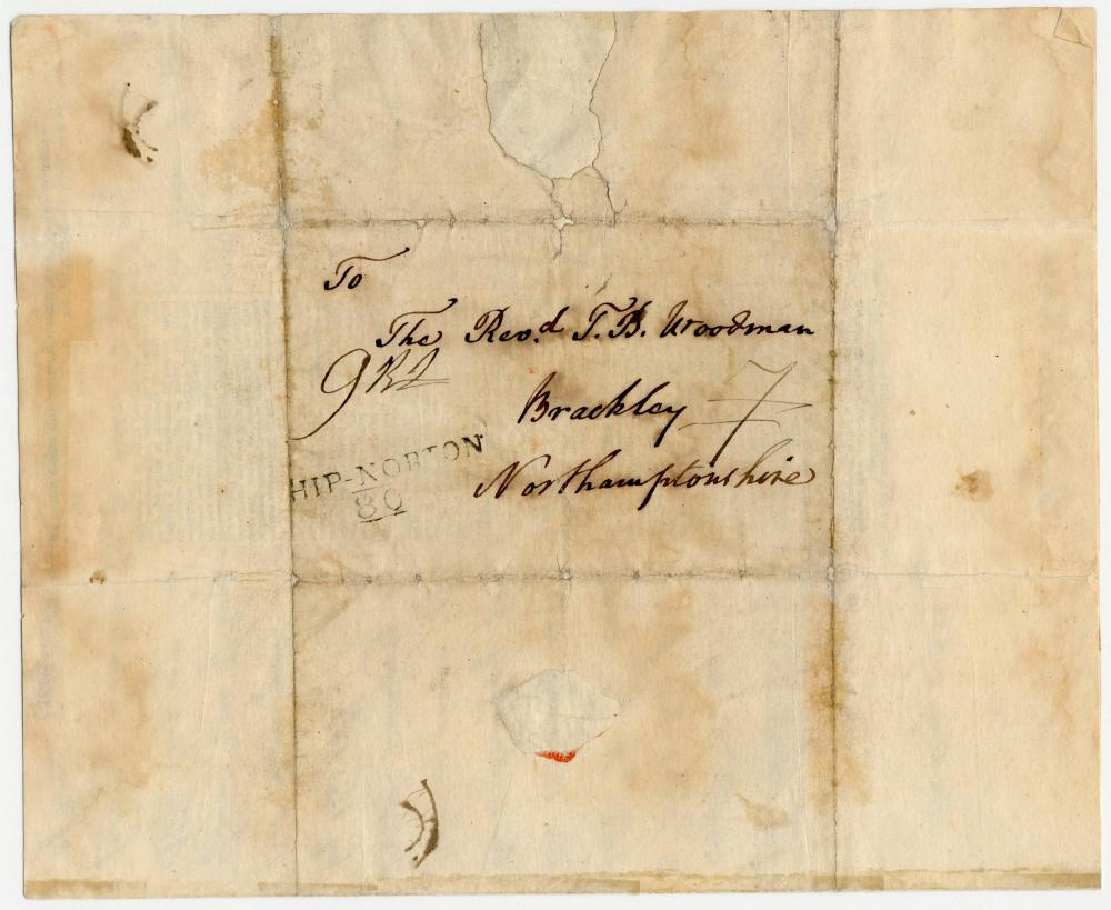 British East India Company Re: Governor-General of India Warren Hastings