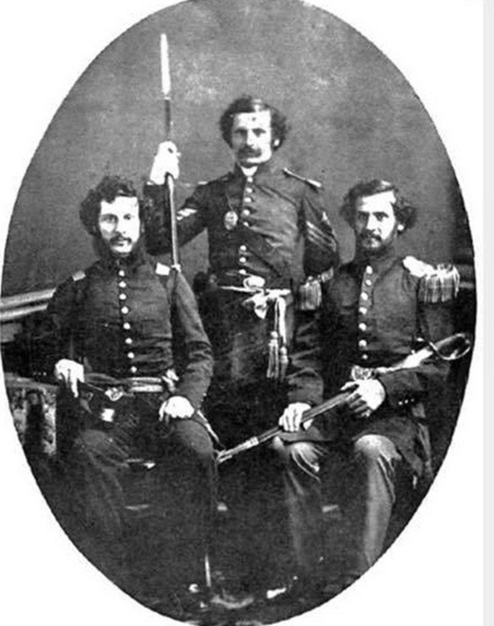 Civil War Presentation Sword for a Jewish Soldier Who Championed African American Causes