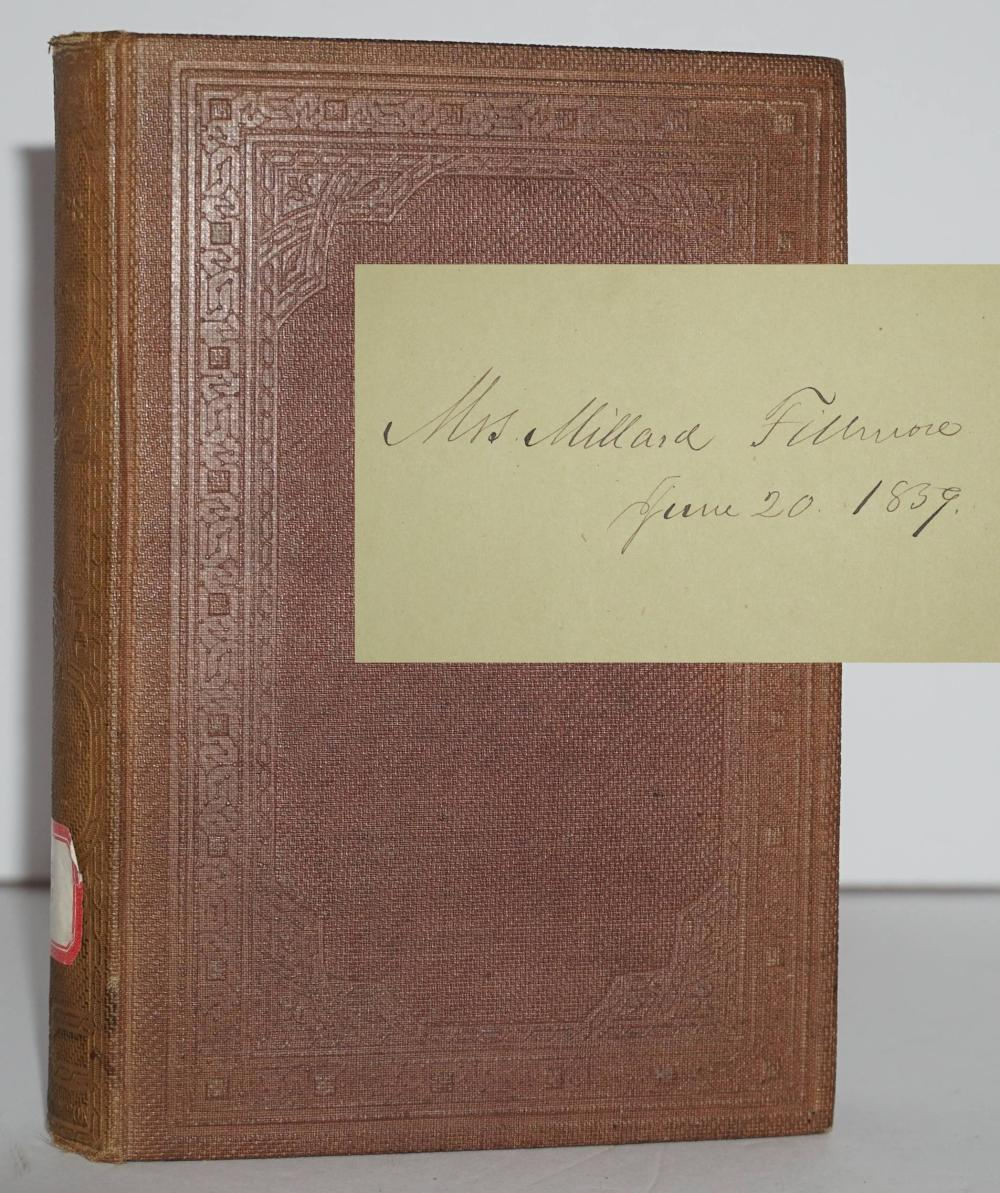 "Millard Fillmore Signed ""The Provincial Letters of Blaise Pascal"", 1859, From His Personal Library"