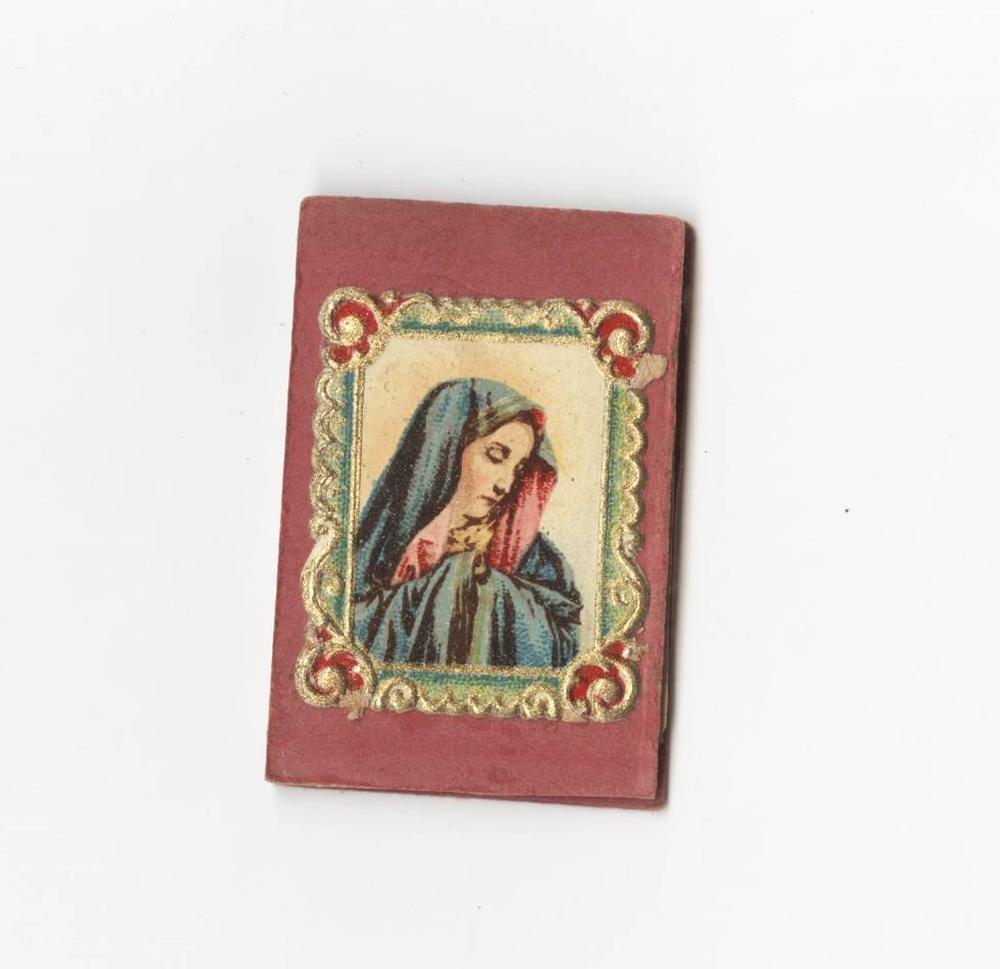 Jack Kerouac's Miniature Prayer Book in French!