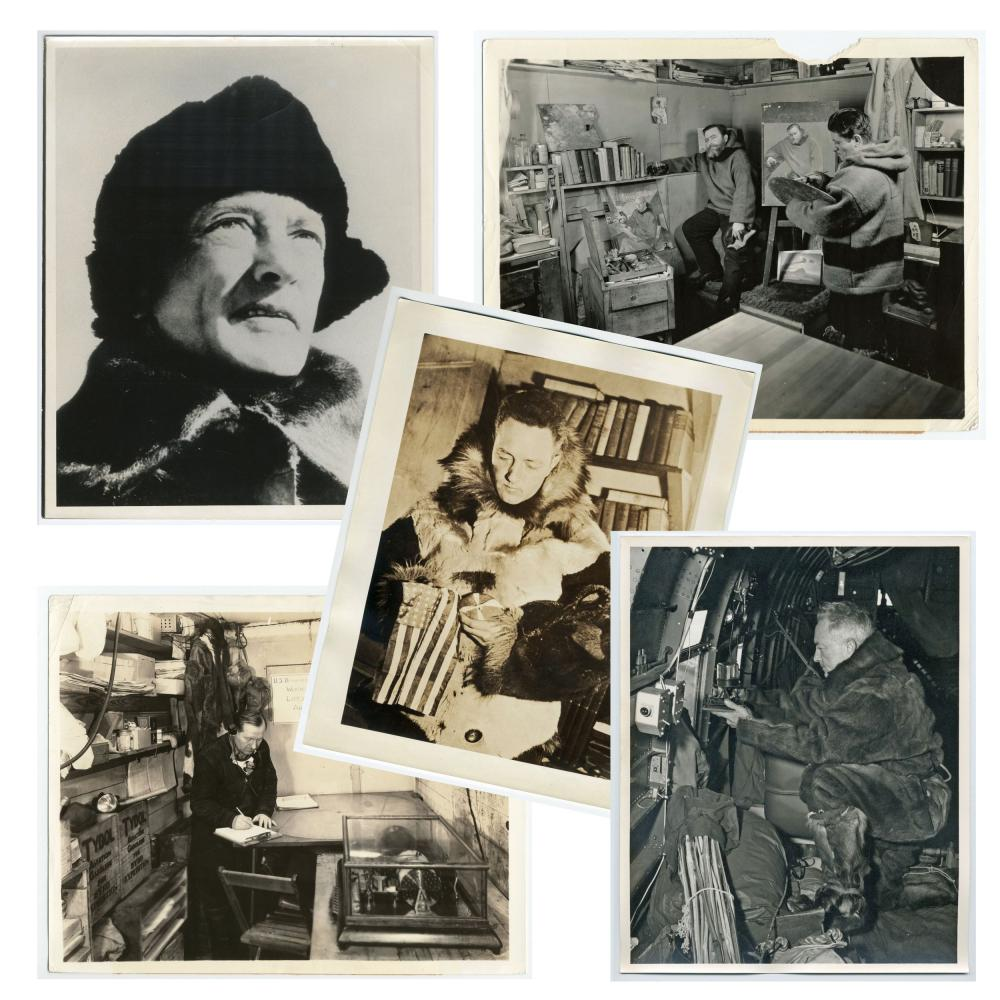 Richard Byrd Stunning Photo Archive of Polar Expeditions