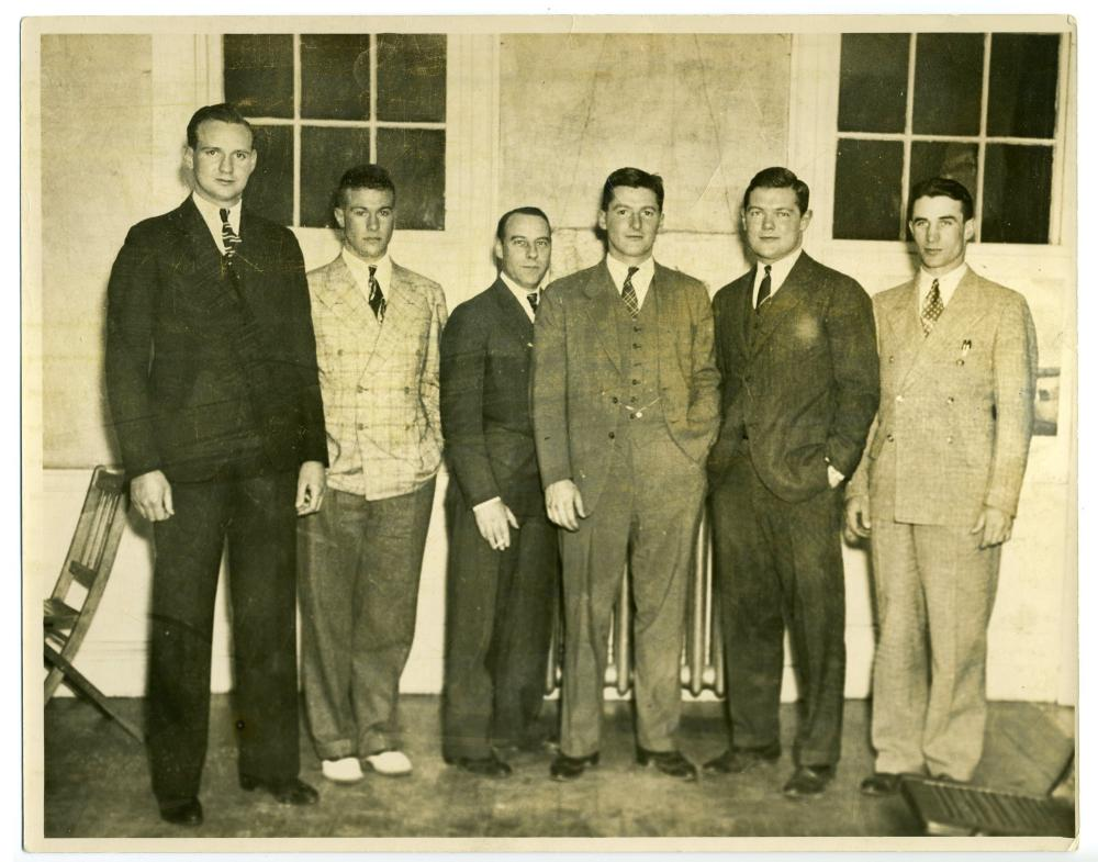 Joseph P. Kennedy Jr. at Harvard in Drag!