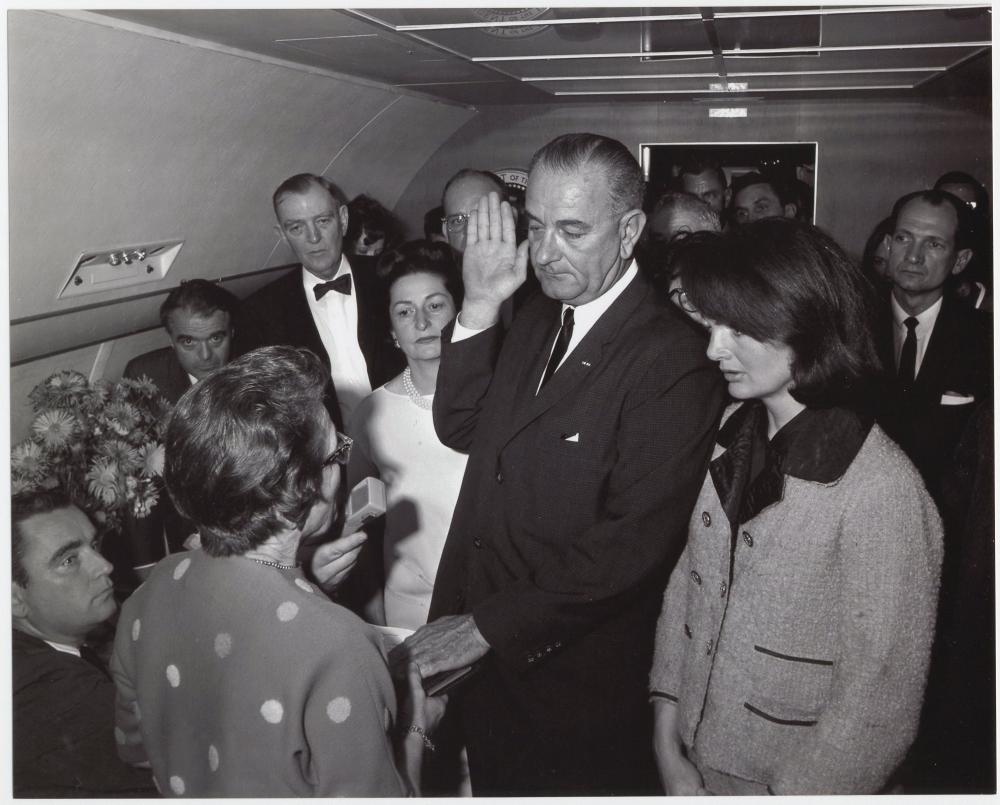 Sarah T. Hughes: She Swore in LBJ after JFK Assassination, 5 Pc Archive