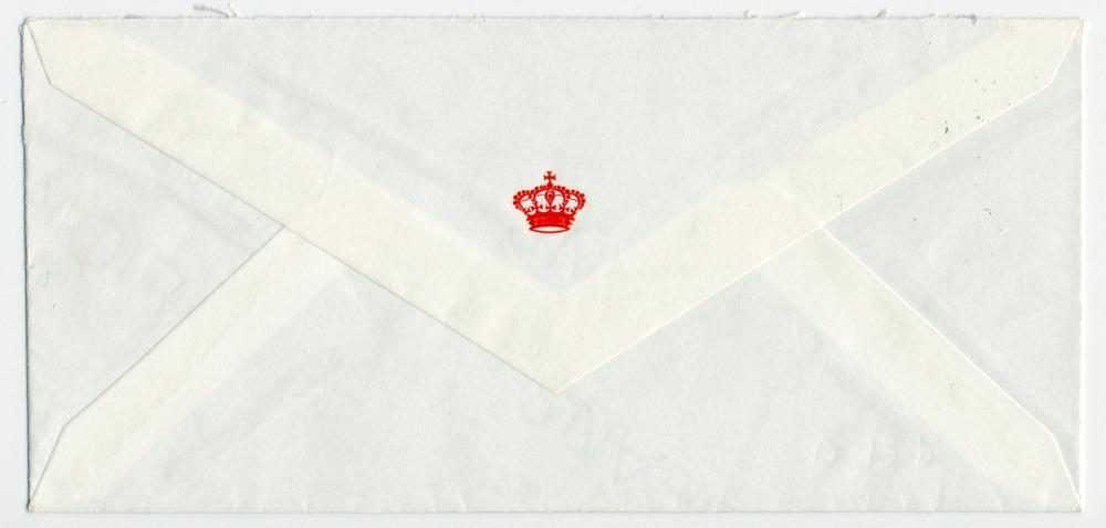Princess Grace & Prince Rainier III of Monaco, 4 Pcs to JFK Doctor