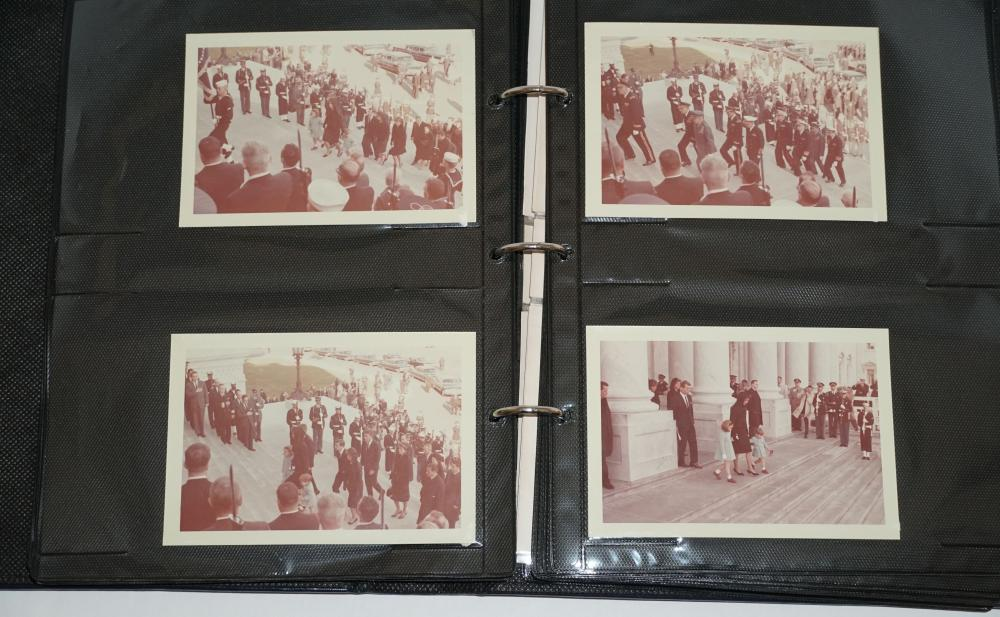 Important Archive of 160 JFK Assassination Photos, Attributed to an Ex-FBI Agent