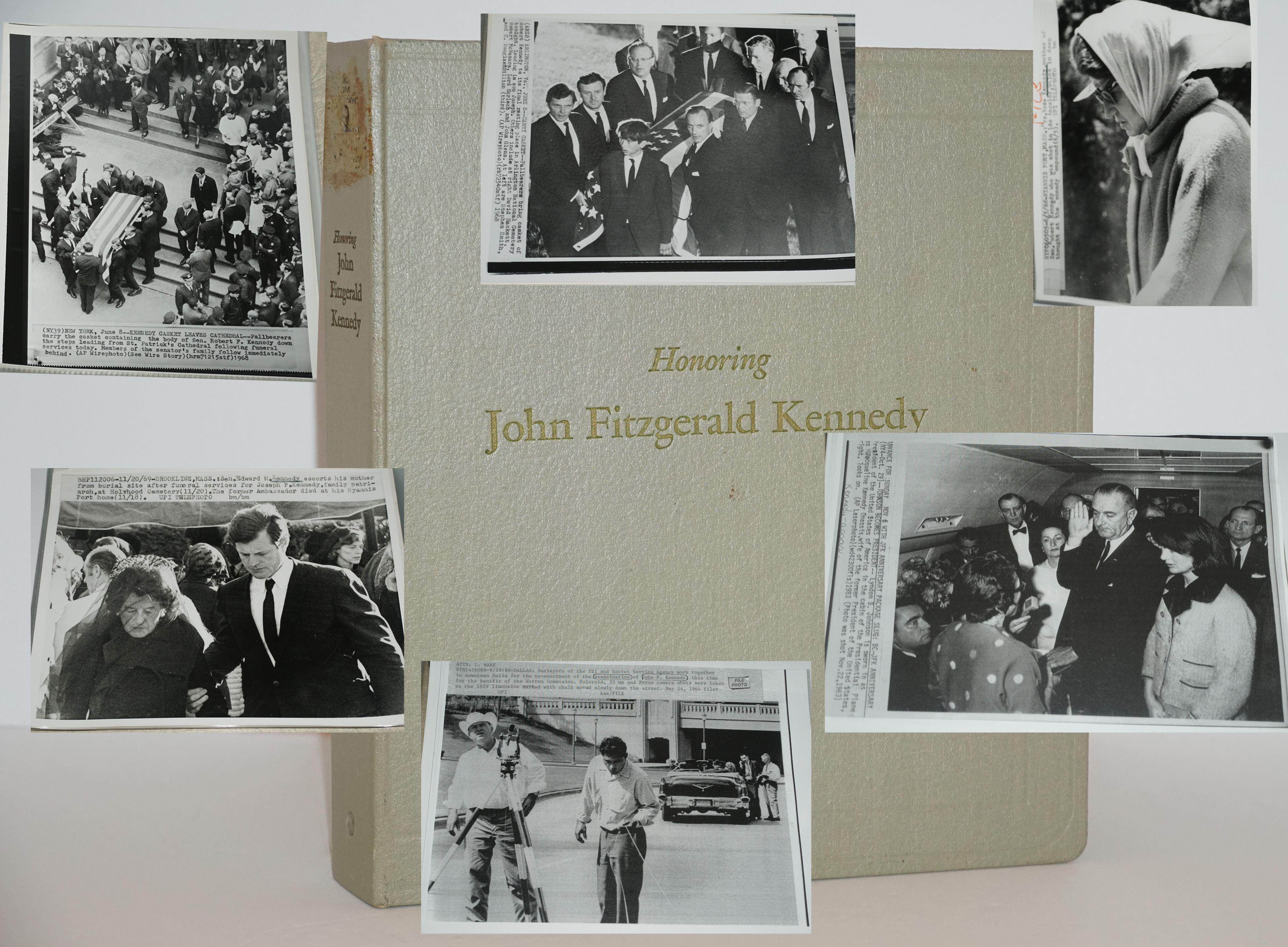 Magnificent Archive of Photos of the Kennedys, over 120 Photos