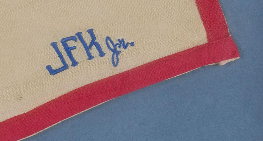 JFK Jr.'s Silk Baby Shorts Exceptional Provenance