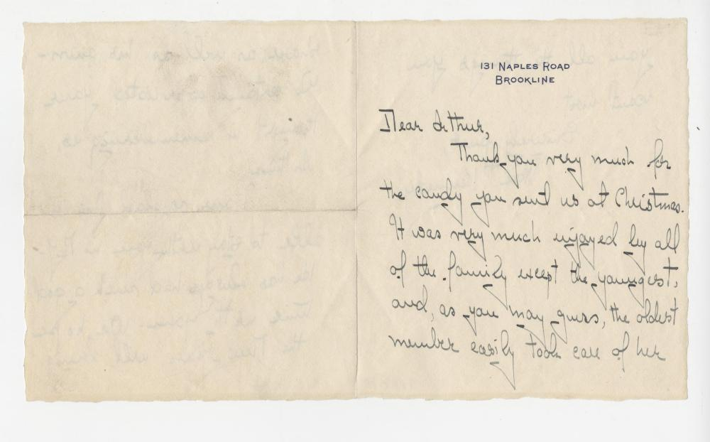 Rose + Joseph Kennedy Signed Letter and FDC