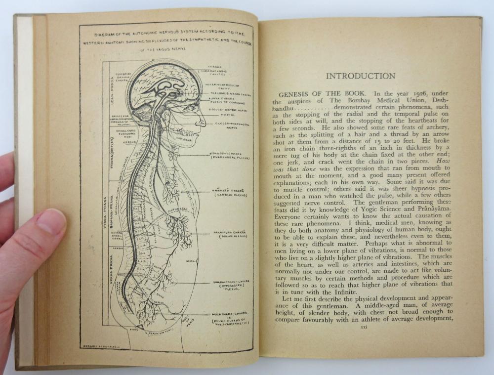 Jack Kerouac's Personally Owned Book on Kundalini Yoga, Estate Certified