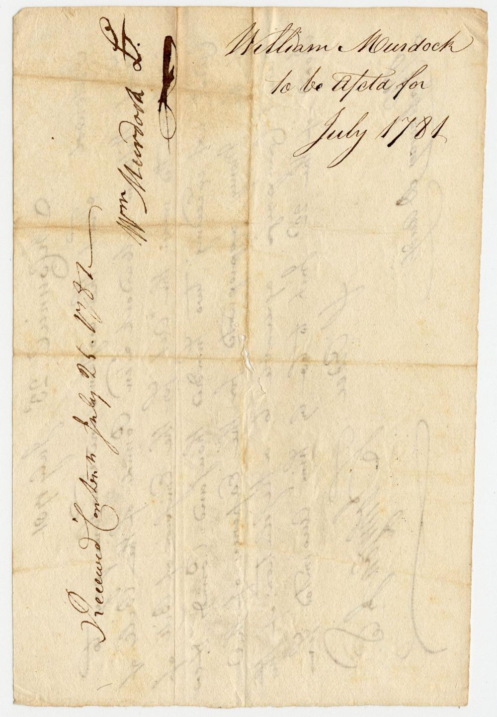 Rare Thomas Johnson Rev. War-Dated MDS, Future U.S. Supreme Court Associate Justice