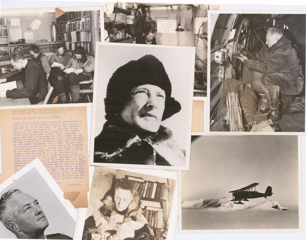 Admiral Richard Byrd Stunning Photo Archive