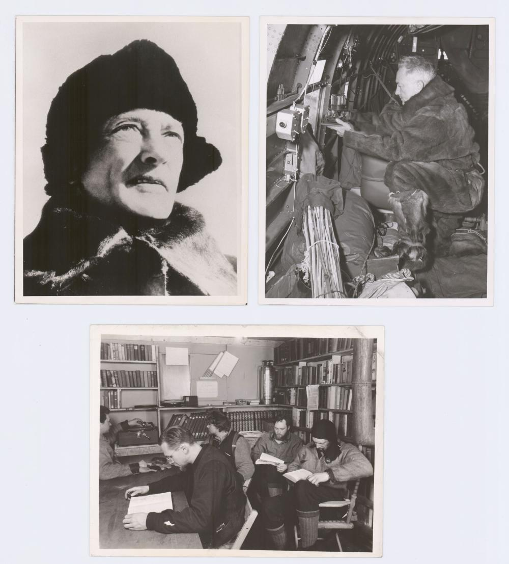 Admiral Richard Byrd Stunning Photo Archive