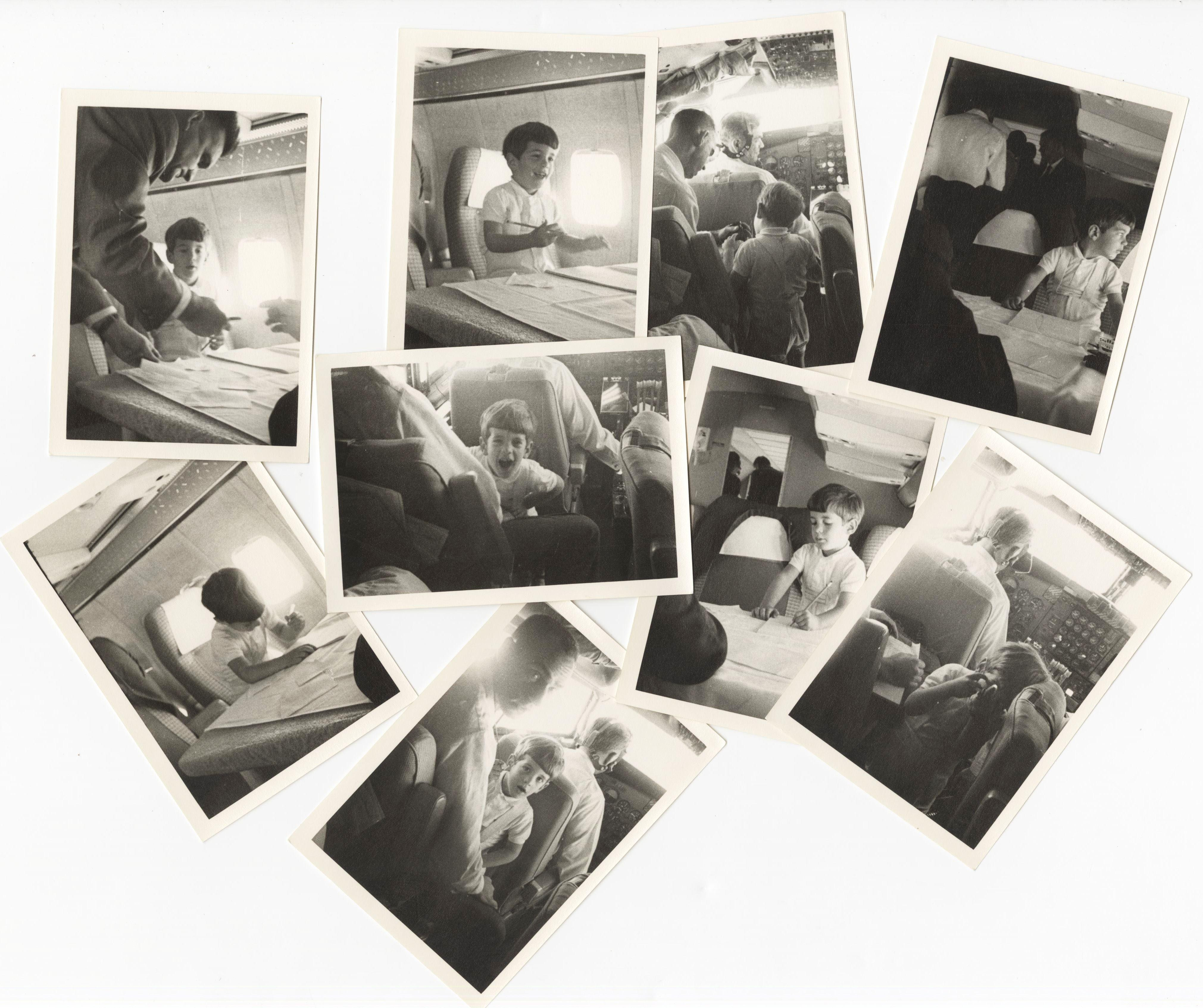 The Kennedy Trip to Runnymede for JFK's Memorial, Original Vintage Photos From This Event