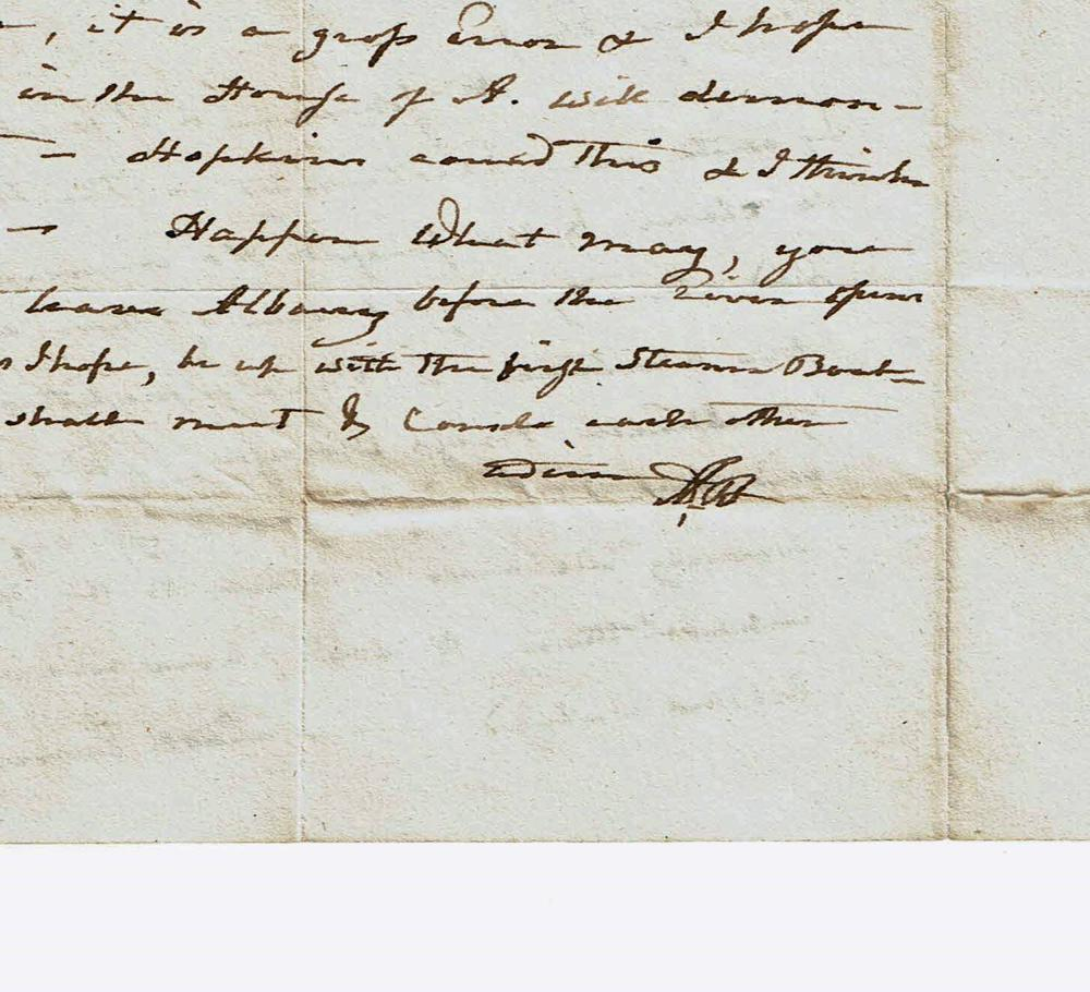Aaron Burr ALS on Electricity, Ireland and Politics