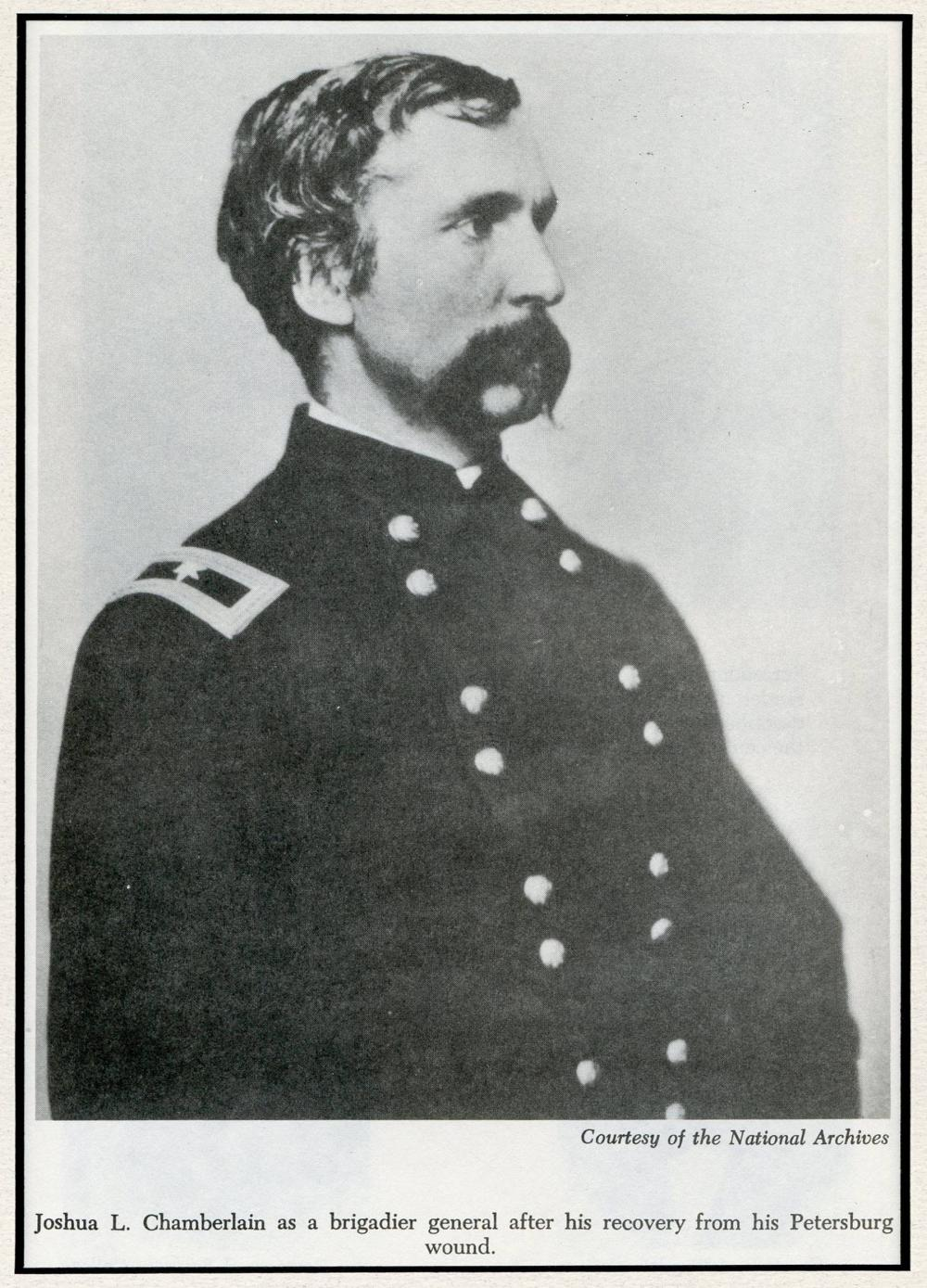 Joshua Chamberlain DS Handsomely Displayed!