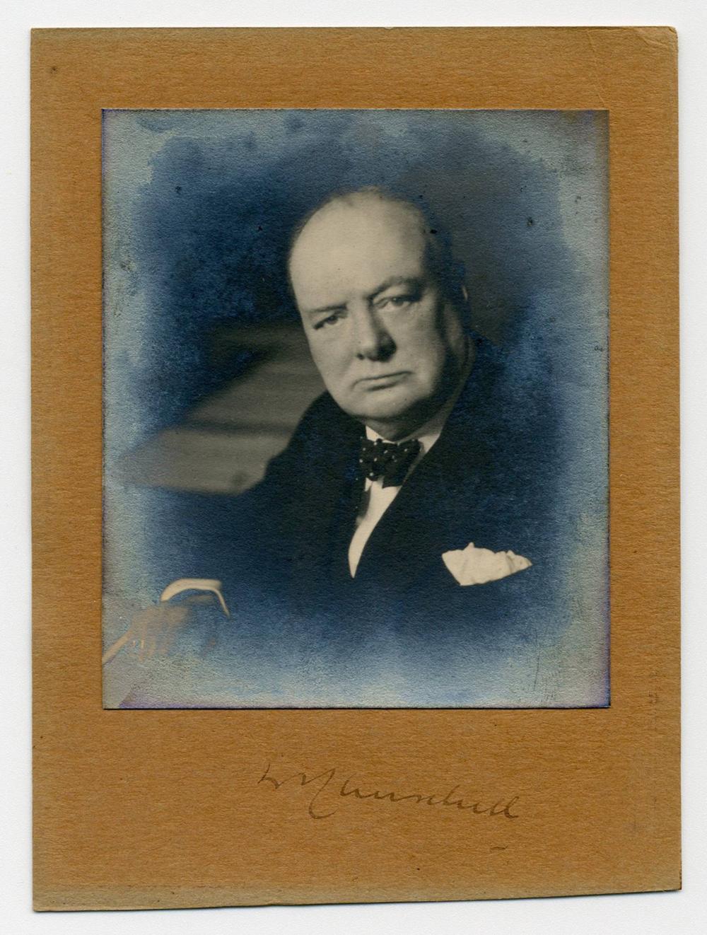 Winston Churchill SP