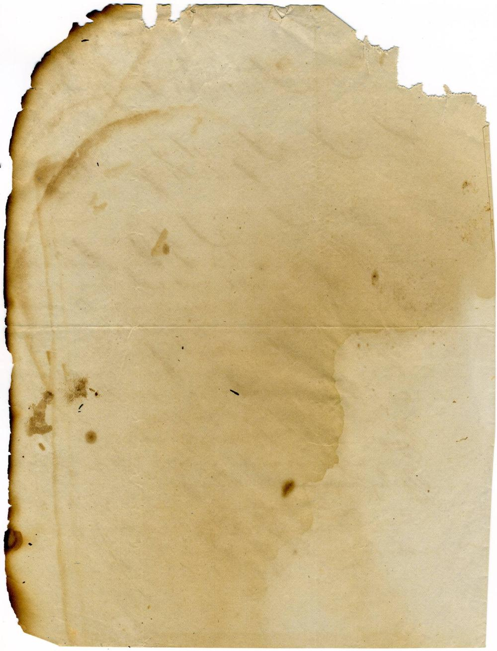 To Sam Houston request for Texas Post for 1853