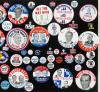 Image 4 for Lyndon B. Johnson & Anti-Goldwater Campaign Pinbacks & Memorabilia, 55+ Pcs