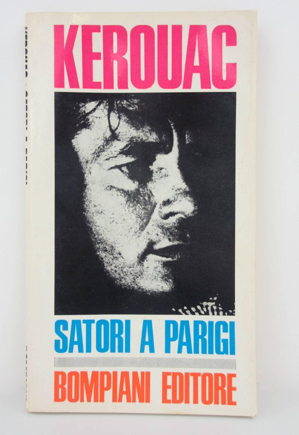 Jack Kerouac's Personally Owned Italian Translation of