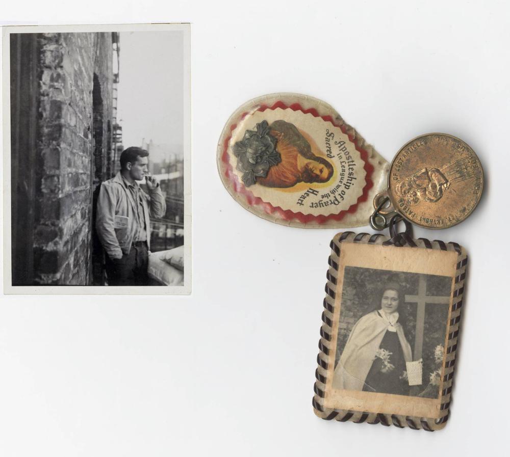 Jack Kerouac's Set of Religious Relics