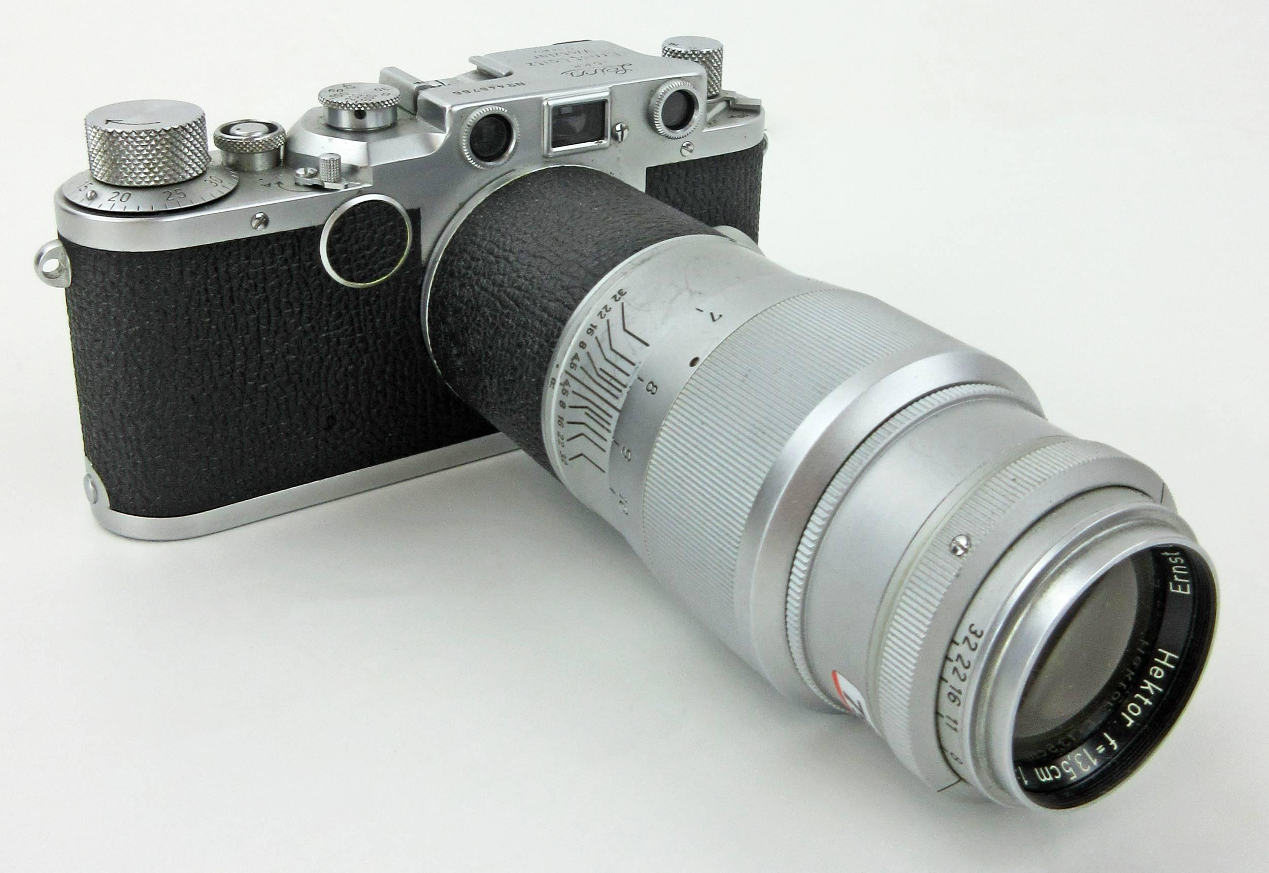 "Jack Kerouac's Personally Owned & Used ""On The Road""-Era Leica Camera, From His Estate"