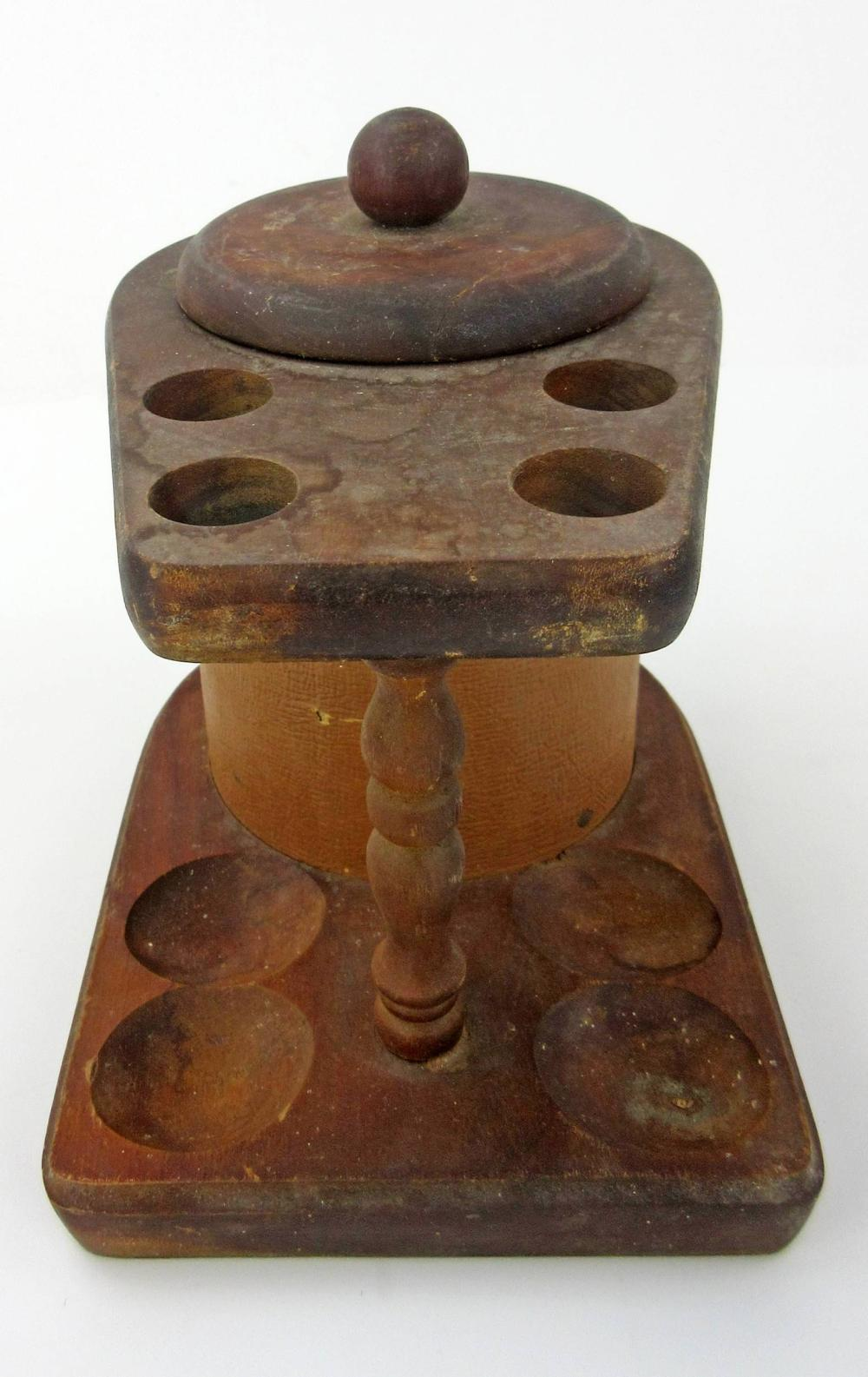 Jack Kerouac's Personally Owned Pipe Stand, Estate Certified