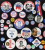 Image 3 for Richard Nixon Re-Election Campaign Pinbacks & Memorabilia, 75+ Pcs