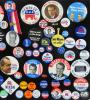 Image 4 for Richard Nixon Re-Election Campaign Pinbacks & Memorabilia, 75+ Pcs