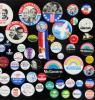 Image 4 for George McGovern & Anti-Nixon Campaign Pinbacks & Memorabilia, 85+ Pcs