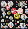 Image 3 for Barry Goldwater Campaign Pinbacks & Memorabilia, 60+ Pcs
