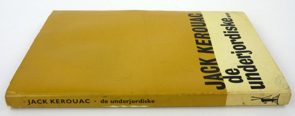 Jack Kerouac's Personally Owned Danish Translation of