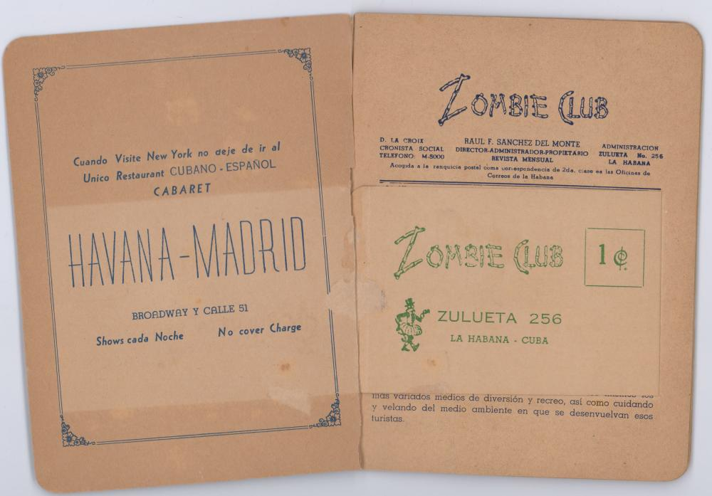 Collection of 6 Cuban Mementos
