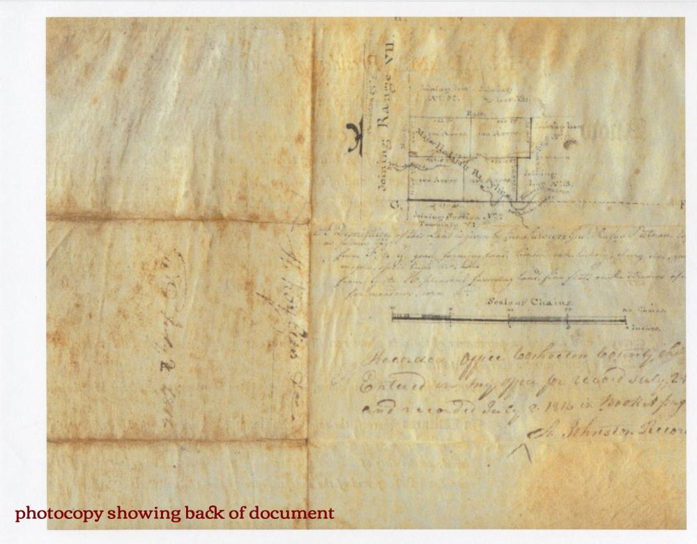 "John Adams Signed Commission for George Washington's Aide-de-Camp Based on Act Rewarding Rev War Veterans and Missionaries ""propagating the gospel among the Heathen""-With Bonus John Marshall Signature!"