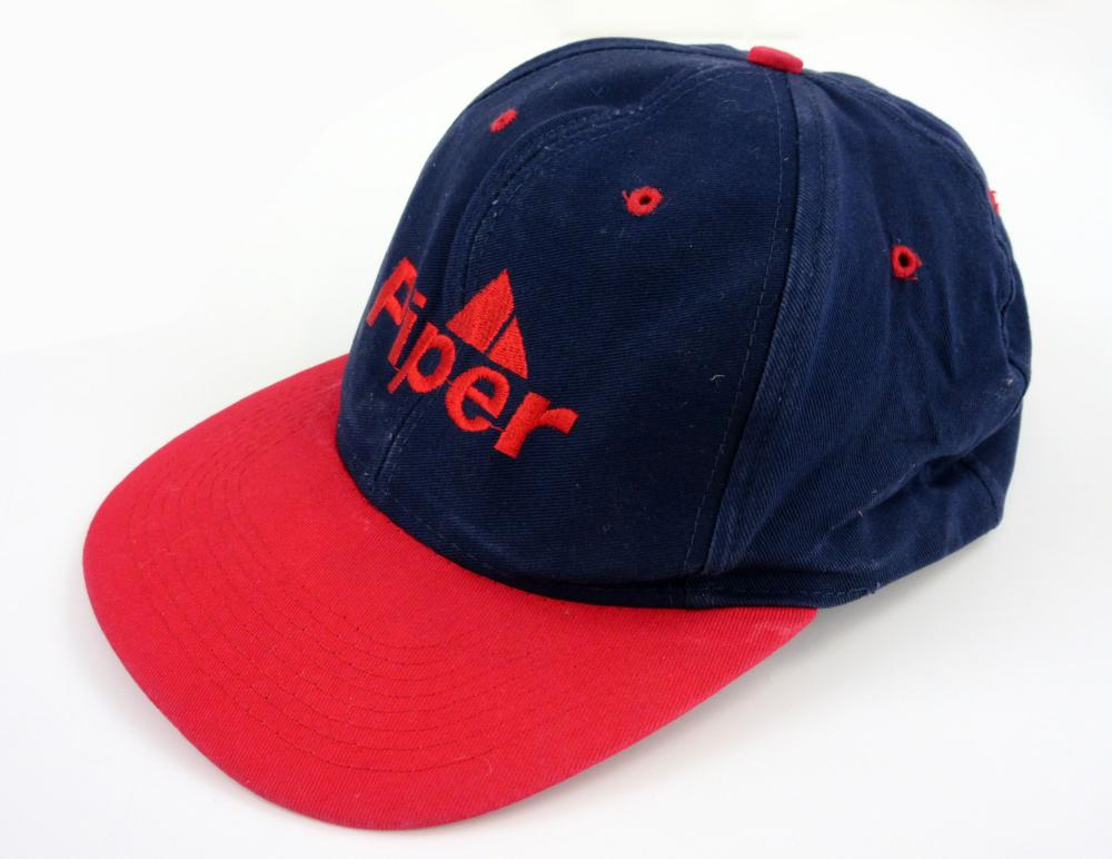 """John F. Kennedy, Jr.'s """"Piper"""" Brand Baseball Cap, Recovered Post Plane Crash From the Hatchback of his Saab, with Extensive Provenance"""